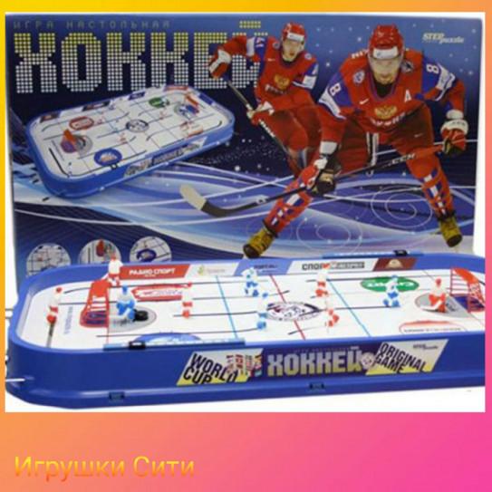 Настольная игра Хоккей 76071 STEPPUZZLE
