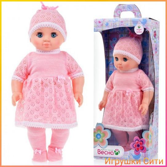 Кукла  Весна Пупс 11 В3018 42см