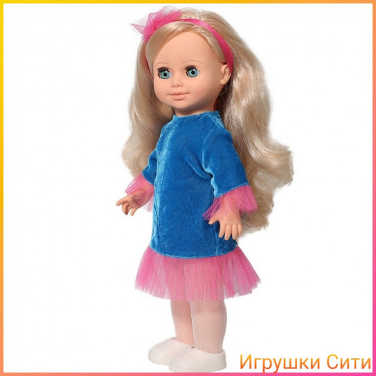 Кукла  Анна модница 3  42см  Весна