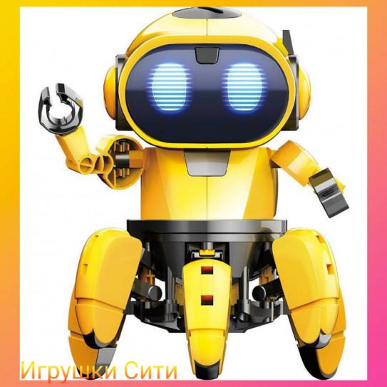 EdiToys ET07 Конструктор-Робот MAX