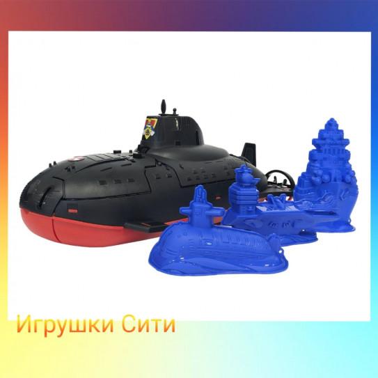 Нордпласт 357/1 Подводная лодка Илья Муромец