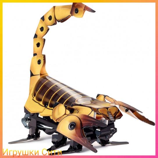 """EdiToys ET09 """"Робот-Жук: Скорпион"""" Конструктор"""