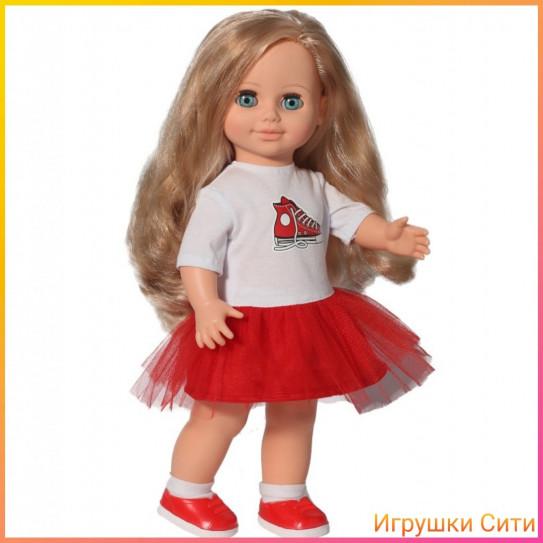 Кукла  Анна яркий стиль-1  42см Весна
