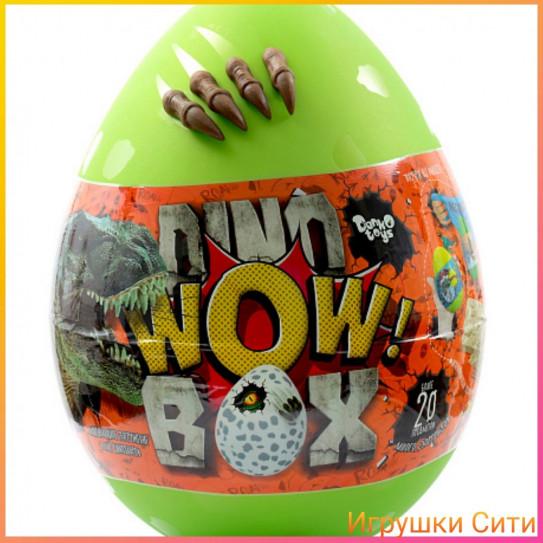 Креативное творчество «Яйцо», серии «Dino WOW Box» 35 см.