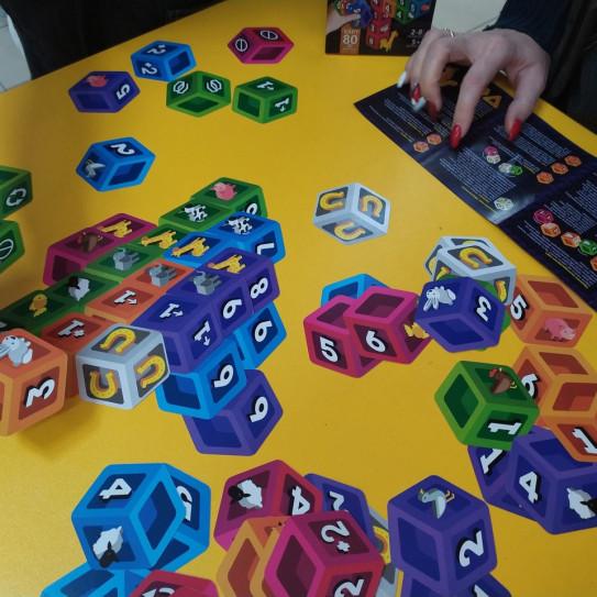 Настольная игра «Фортуно», 3D ZOO,