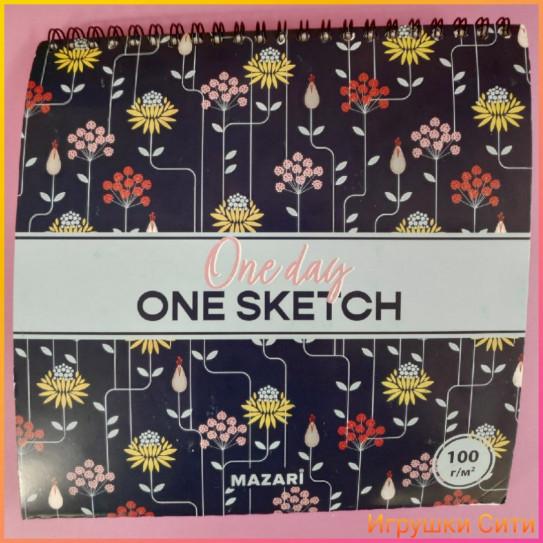 Mazari Скетчбук (блокнот)  60 листов