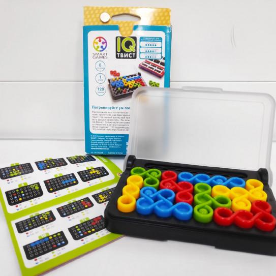 Bondibon Логическая игра SG480 IQ-Твист ВВ0868
