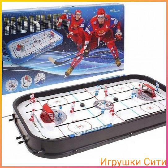 Настольная игра Хоккей (новый сезон)Steppuzzle