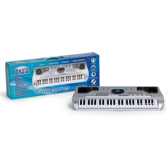 """Синтезатор """"SONATA"""" 49 клавиш"""