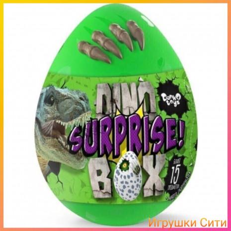 Креативное творчество «Яйцо», серии «Dino SURPRISE Box»