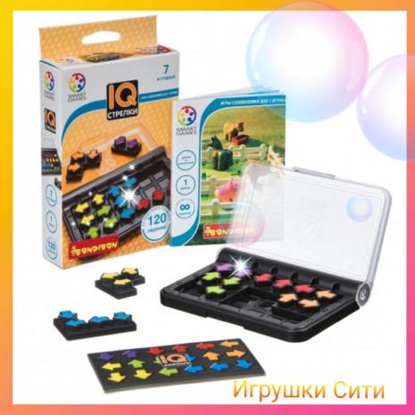 Логическая игра Bondibon IQ-Стрелки SG 424